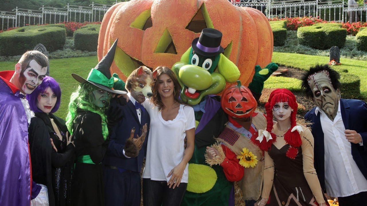 Halloween A Gardaland.Gardaland Magic Halloween 2012 Opening Weekend