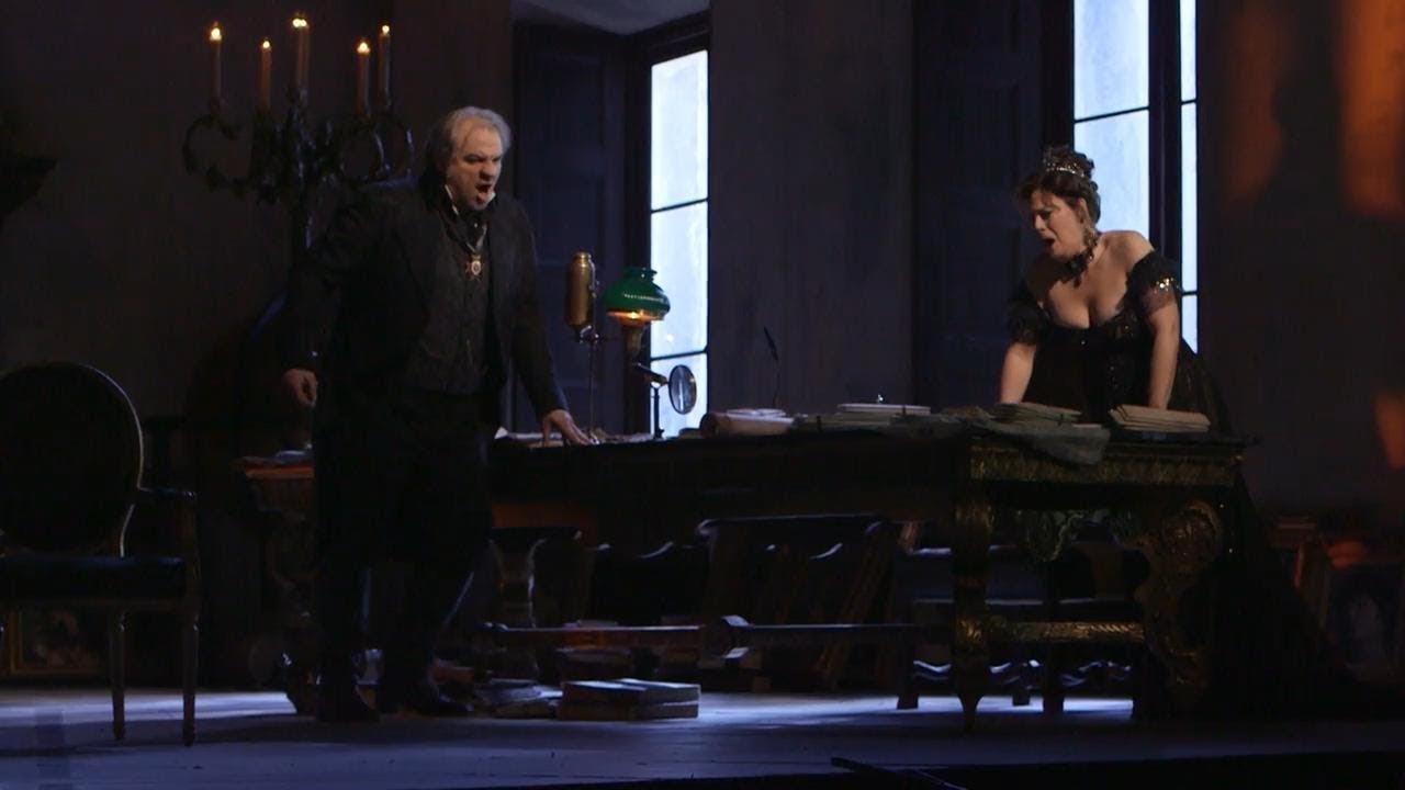 Tosca: Act II Excerpt