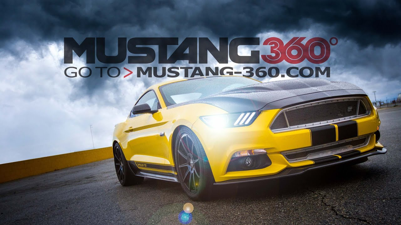 Mustang 360 network the ultimate source for mustang news and reviews