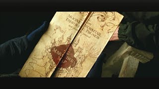 Harry Potter and the Musical Secrets of the Marauder's Map