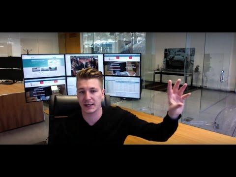 Live Avec Romain BAILLEUL, Trader Et Fondateur De Lanalyste.com, Signaux De Trading.