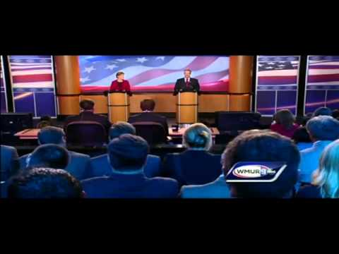 Scott Brown and New Hampshire Geography In Final Debate