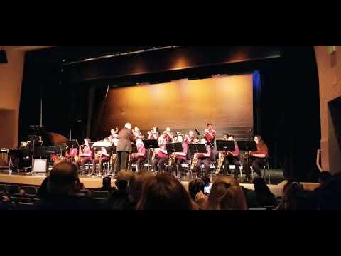 MT Baker Middle School Jazz