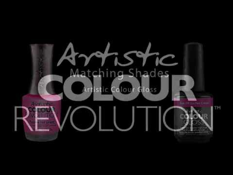 Artistic Colour Revolution