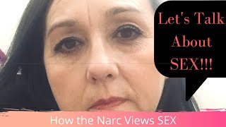 How the Narcissist feels about Sex - Do Narcissists enjoy sex or is it just part of the game?