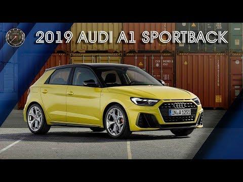 Новый Audi A1 Sportback 2019   ОБЗОР 2019 Ауди А1 Спортбэк