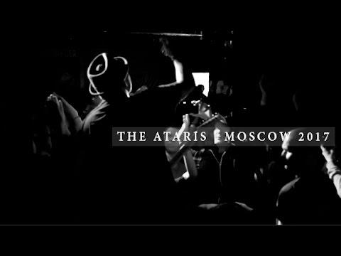 THE ATARIS - Live @ FASSBINDER (Moscow, RU) 12.03.17 - FULL SET | MultiCam