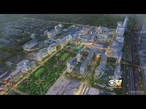 Big Plans In Store For Valley View Mall Land