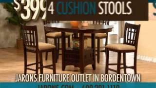 Nj Furniture Outlet | Empire Dinette Sets On Sale | Discount Dining Room Furniture
