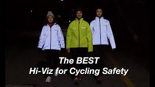 The BEST Hi-Viz Clothing for Cyclists