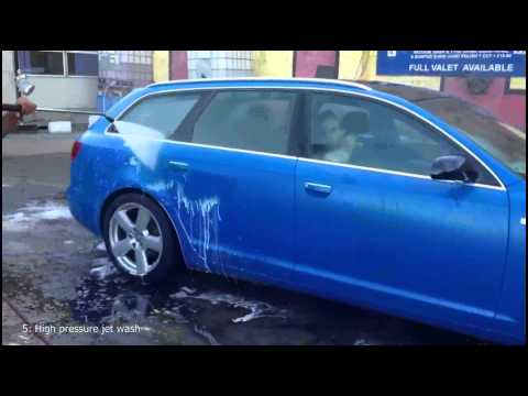 Liquid Car Wraps vs Dreaded Car Wash Test (Jet Wash, Pressure Wash, Plasti Dip Alternative)
