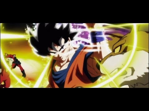 Goku & Vegeta vs Universe 9 [AMV]- Feelings Mutual