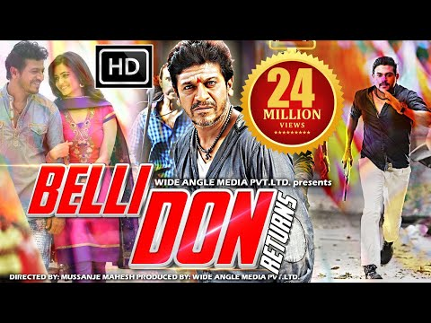 Belli Don 2 (2016) Full South Dubbed Hindi...