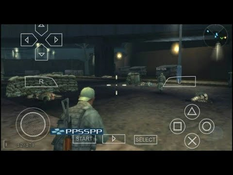 Top 10 Psp Games With Extreme Graphic For Android Ppsspp