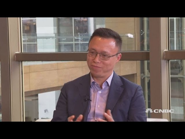 Ant Financial CEO: Soccer is a 'universal language' | Street Signs Europe