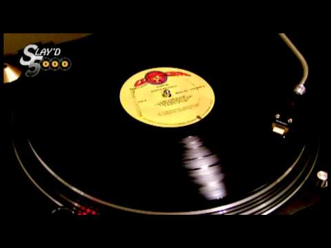 Curtis Mayfield - Move On Up (Slayd5000)