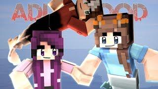 Adulthood Ep.4 - SHARK'S UNDERWATER DREAM! (Minecraft Roleplay)