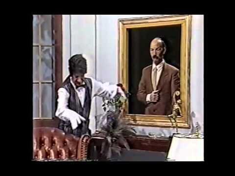 GUILHERME OSTY com COSTINHA, SANDRA BARSOTTI e ALEXANDRE BARBALHO - DOMINGO DE GRAÇA - TV MANCHETE