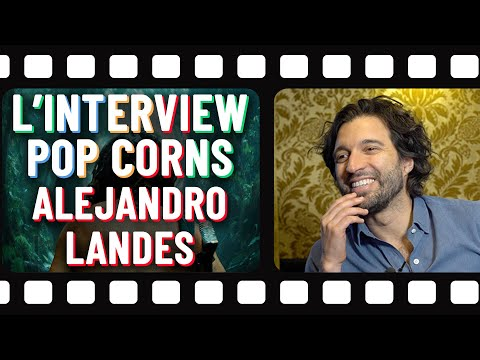L'interview popcorns de Alejandro Landes (MONOS) 🍿