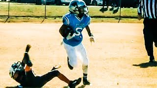 9U Championship Welcome All Panthers Black vs Tiger Elite Youth Football Highlights