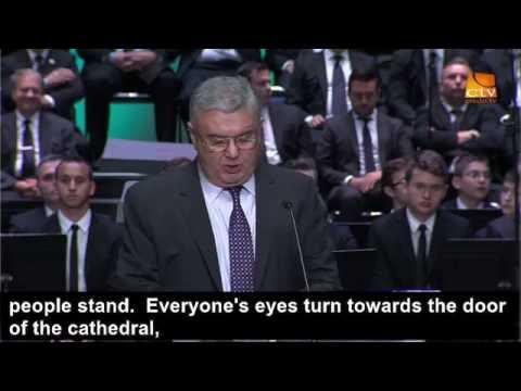 Petru Lascau - Mesaj la cea de a 48-a Convenţie penticostală