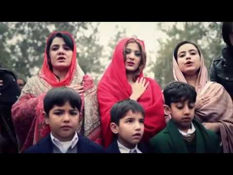Bakhtiar Khattak and Laila Khan Pashto New Amann Song 2015 Anthem BY Latoon Production   YouTube