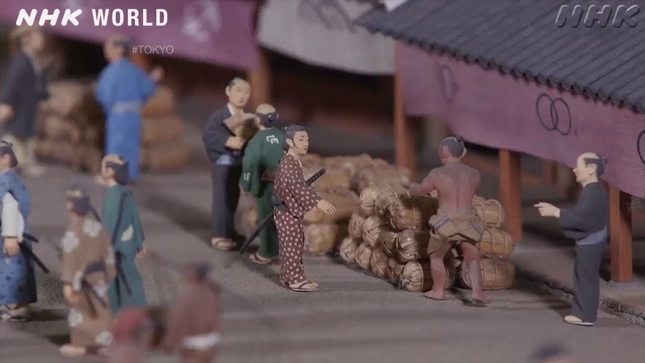 Photo of Bite-sized Edo [Edo-Tokyo Museum] – #TOKYO [Japan] – video