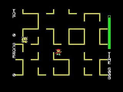 Super Doors (MSX rom 1983 TNT/Hudson Soft)