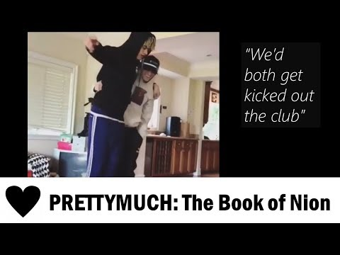 PRETTYMUCH Chronicles #3: The Book of Nion (Nick & Zion)