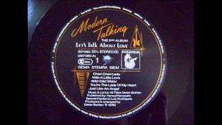 B3 - Modern Talking - Why Did You Do It Just Tonight - Let