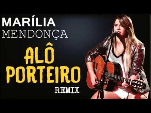 Marília Mendonça ♪ Alô Porteiro #Remix