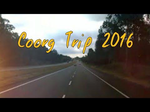 Coorg trip 2016