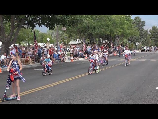 2021 Clarkdale Old Fashioned 4th of July Kids Parade