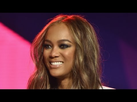 Tyra Banks In Rita Ora Out! Supermodel Returns as Host of 'America's Next Top Model'
