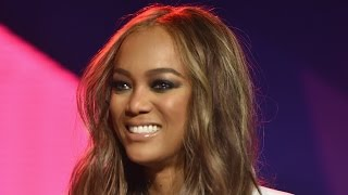 Tyra Banks In Rita Ora Out! Supermodel Returns as Host of