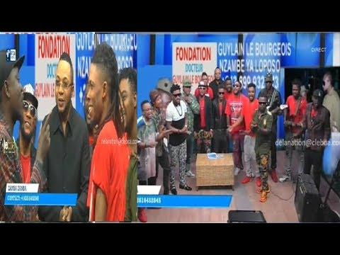 "ZAMBA ZAMBA : DIEGO DE RETOUR NA DANCE ""MOTO NIOSO ALATI JAUNE"""