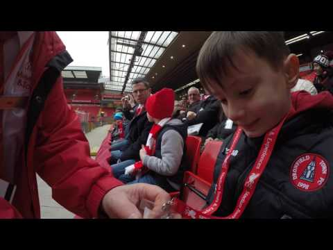 Daytrip to Anfield