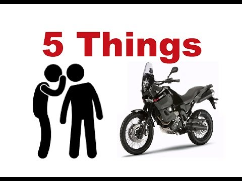 Motorcycle Trips - 5 Important Things Nobody Ever Tells You (Must Watch!)
