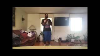Work it out- Tye Tribbett Praise Dance