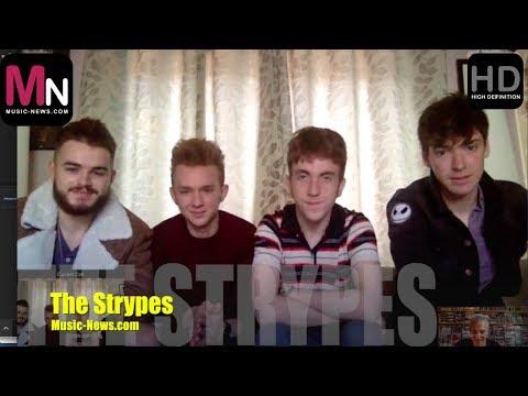 The Strypes I Interview I Music-News.com