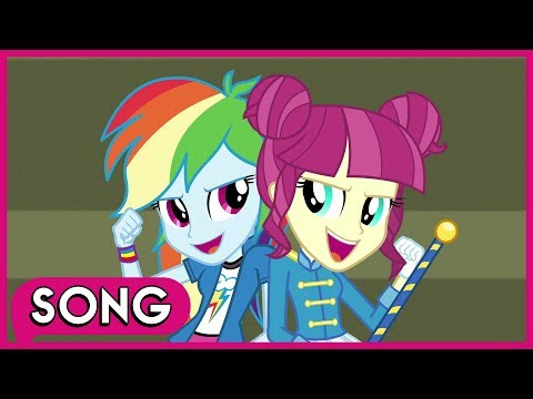 CHS Rally Song - MLP: Equestria Girls [Friendship Games]