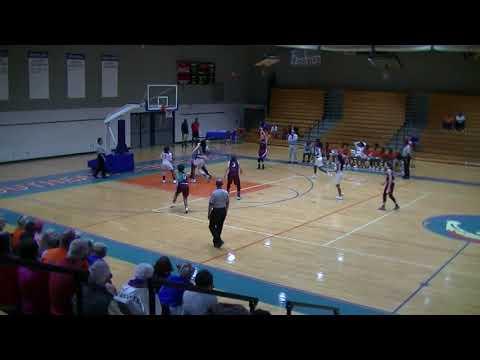 Tarpon Springs vs Bradenton Southeast District Semifinal 2/7/2018