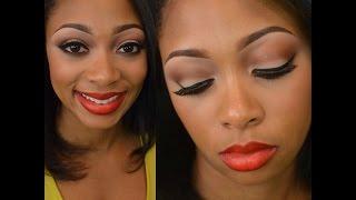 RHOA Reunion 2014: Cynthia Bailey Makeup Tutorial