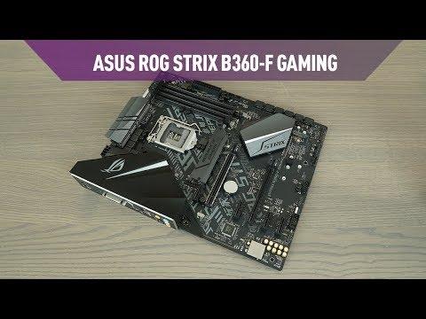 Asus ROG Strix B360-F Gaming Anakart İncelemesi