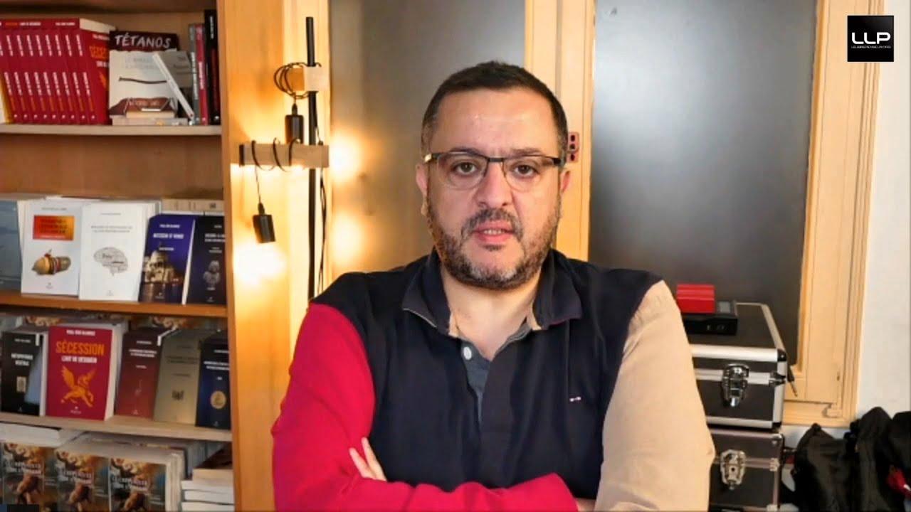 Salim Laïbi (LLP) revient sur la suppression de sa chaine youtube - YouTube