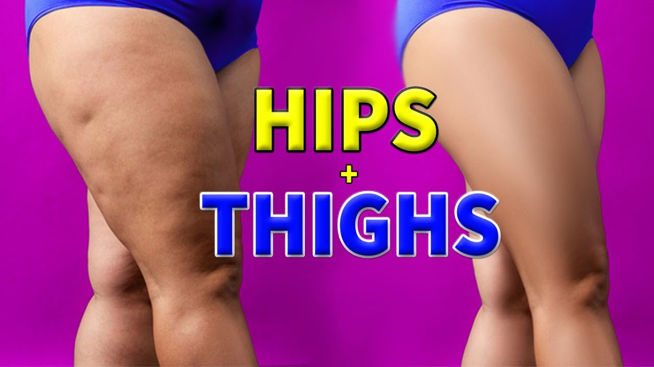 21-DAY HIP & THIGHS SLIMMING CHALLENGE