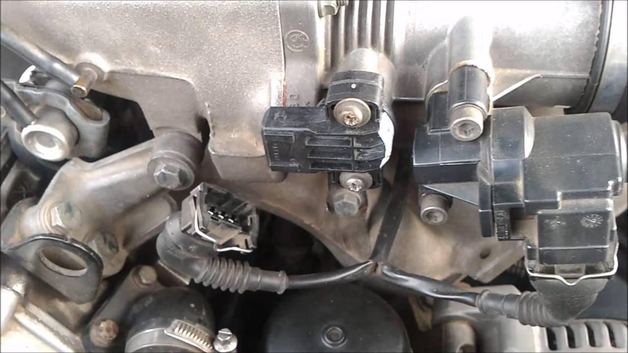 Bmw E39 530i Throttle - bmw e34 530i intake throttle body