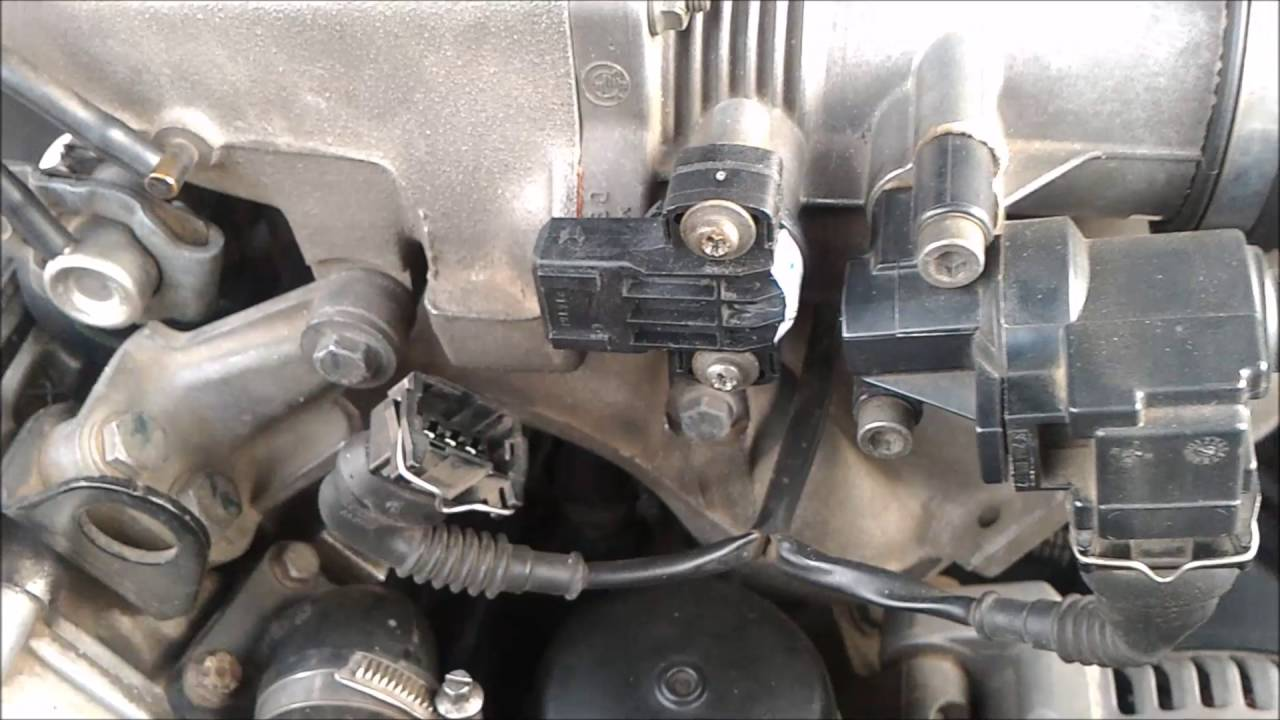 Bmw E39 520i Wiring Diagram How To Test Throttle Position Sensor Tps Bmw E36m43