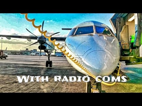 NEW Pushback - with radio communications
