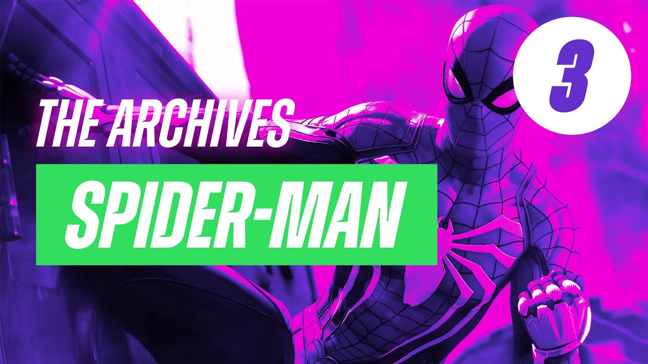 Even More Sucking at Marvel's Spider-Man – Livestream Archive